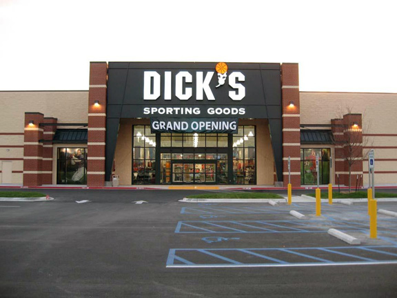 Dicks sporting tulsa