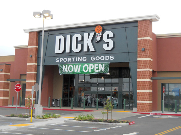 DICK'S Sporting Goods Store in Petaluma, CA