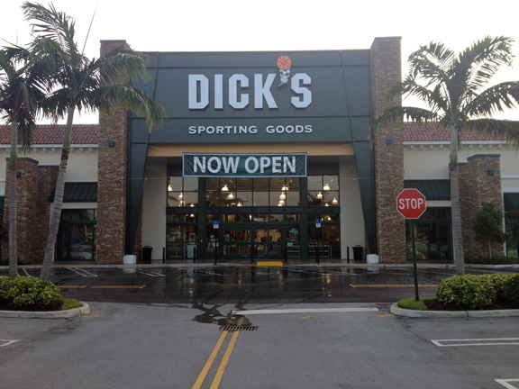 Department dick store