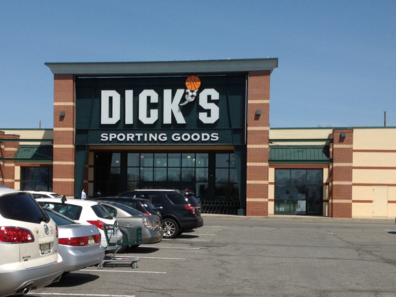 DICK'S Sporting Goods Store in East Hanover, NJ