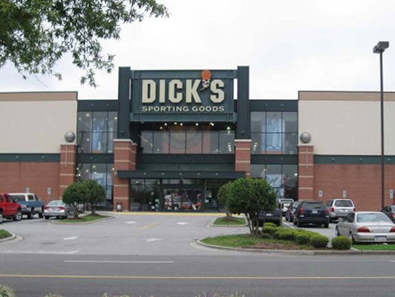 sports store metal detectors s Dick