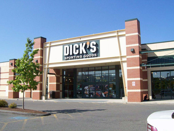 DICK'S Sporting Goods Store in Pittsfield, MA