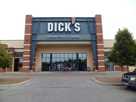 indiana bloomington Dicks goods sporting