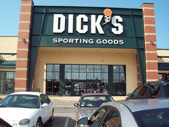 DICK'S Sporting Goods Store in Taunton, MA