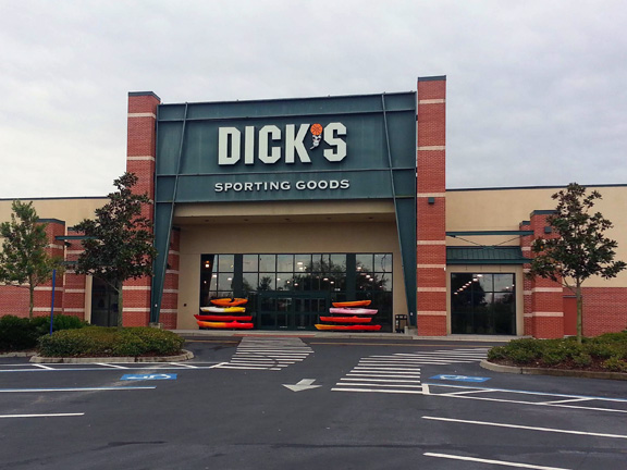 Dicks sporting goods st petersburg fl