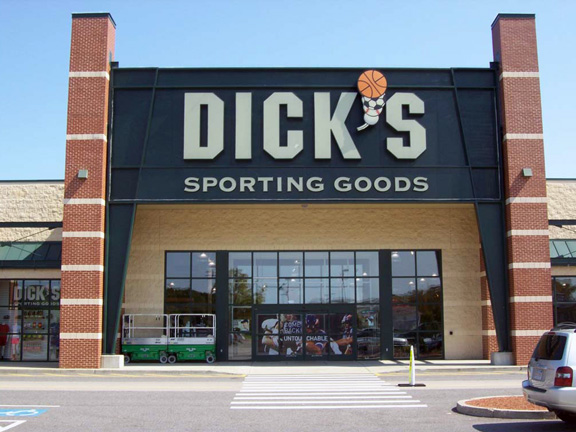 Dicks sporting good stroe