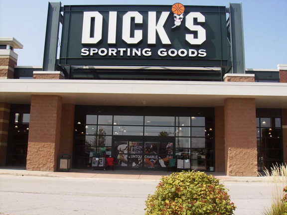 DICK'S Sporting Goods Store in Tinley Park, IL