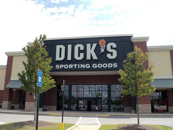 Dicks sports columbus georgtia
