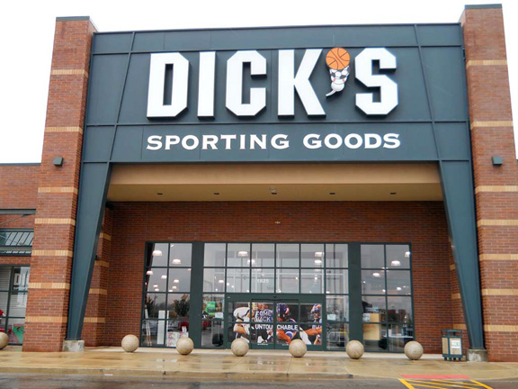 Arlington and dicks sporting goods