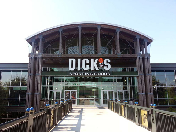 Dick goods hours sporting store