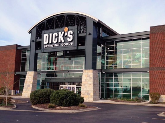Of Dicks goods world sporting