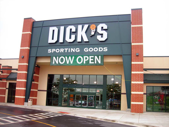 DICK'S Sporting Goods Store in Vernon Hills, IL