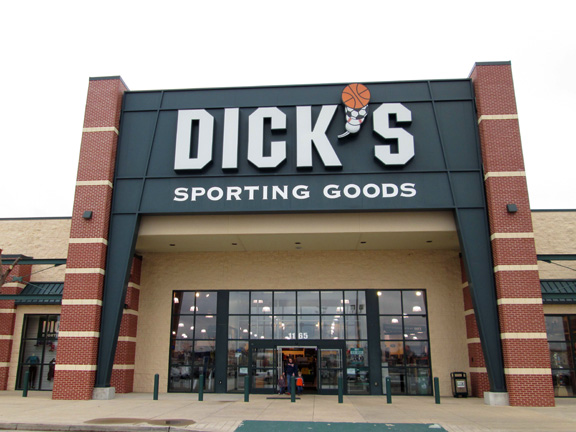 DICK'S Sporting Goods Store in Jackson, TN