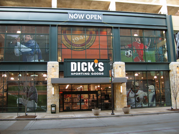 DICK'S Sporting Goods Store in Dallas, TX
