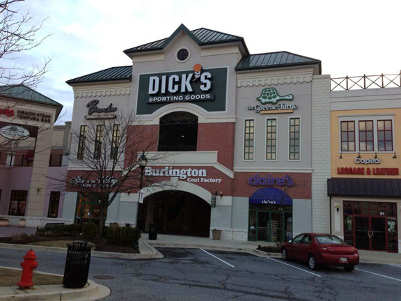 Owings mills dicks sporting good